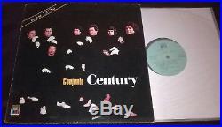 CONJUNTO CENTURY Con El Hit La Ola LP SOUND TRIANGLE RECORDS SALSA STS-8001 RARE