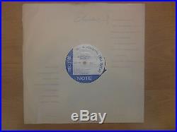 Cannonball Adderley, Miles Davis, Somethin Else, BLUE NOTE 1595, W63RD, Vinyl Jazz LP