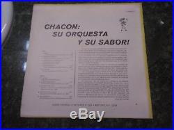 Chacon Y Su Orquesta Y Su Sabor Alegre Rec