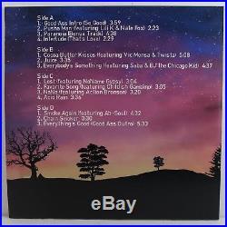 Chance The Rapper Acid Rap 2LP Limited Edition Purple Color Wax Vinyl Record