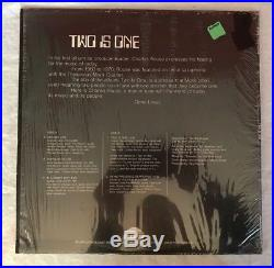 Charles Rouse Two Is One Jazz LP Strata East SES19746 (1974) Shrink RARE EX/EX