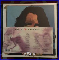 Chris Cornell Super Deluxe Box Set. 4cds 7lps/dvd +++. New And Sealed
