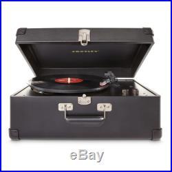 Crosley Keepsake Retro Vinyl Record Player Turntable Black