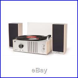 Crosley Player II Retro Vinyl Record Player Turntable Mahogany/Grey