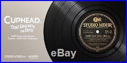 Cuphead Video Game Soundtrack 4 LP Vinyl 1930s Era Packaging JAZZ NEW SEALED