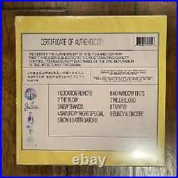 Curren$y Fetti (Yellow Vinyl LP) Freddie Gibbs Alchemist ALC RSD New Rare