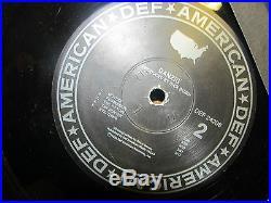 DANZIG'88 LP 1st debut First Press Gatefold No Logo misfits def24208 glenn WOW