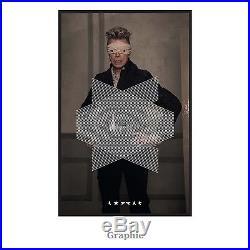 DAVID BOWIE Blackstar(USA 2016 SEALED DELUXE CLEAR VINYL ALBUM + 3 LITHOGRAPH)