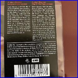 DAVID BOWIE STARMAN 40th Anniversary 7 Picture Disc Vinyl Ltd Ed SEALED MINT