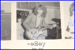 DEF LEPPARD THE DEF LEPPARD EP SIGNED UK BLUDGEON RIFFOLA SRT 7 1979 With INSERT