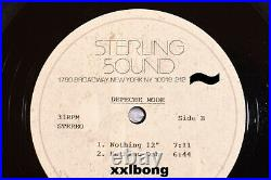 DEPECHE MODE Strangelove 2 x 12 US Acetate with unreleased 410 mix