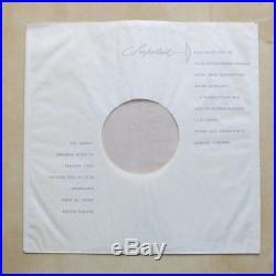 DON RENDELL / IAN CARR QUINTET Shades Of Blue UK 1st press vinyl LP Stunning