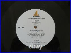 DURUTTI COLUMN Return Of The Durutti Column FACTORY LP SANDPAPER SLEEVE & FLEXI