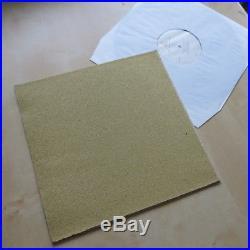 DURUTTI COLUMN The Return Of The. UK vinyl LP in sandpaper sleeve Factory