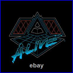 Daft Punk ALIVE 2007 Live Album 180g GATEFOLD Atlantic NEW SEALED VINYL 2 LP