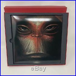 Damon Albarn & Jamie Hewlett Monkey Journey To The West Vinyl Box Set Gorillaz