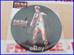 David Bowie Starman RARE 7 PICTURE DISC RSD