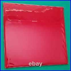 Deftones White Pony Ltd Ed PROMO Red Vinyl 2LP 2000 Maverick SEALED VERY RARE