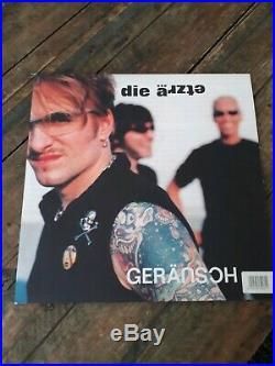 Die Ärzte Geräusch (2003, 2x Vinyl)