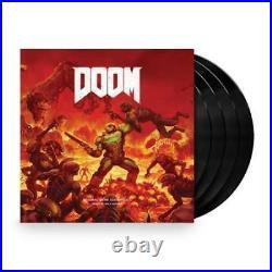 Doom Game Original Game Soundtrack 7/6 New Vinyl