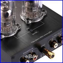 Douk Audio MM RIAA Tube Phono Turntable PreAmp HiFi LP Vinyl Record Preamplifier