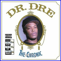 Dr. Dre The Chronic + Snoop Doggy Dogg Doggystyle LP Vinyl Record Album Lot of 2