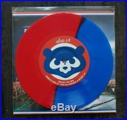 Eddie Vedder All The Way Go Cubs Go Third Man Records 7 Vinyl Pearl Jam 45
