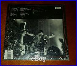 Eric Church Caught In The Act live Vinyl Record LP super rare complete look htf