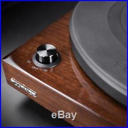 Fluance HiFi Vinyl Turntable Record Player Premium Cartridge Elliptical Stylus