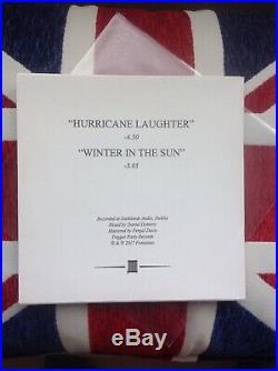 Fontaines D C Hurricane Laughter 7 Vinyl Ultra Rare Liberty Punk Idles Murder
