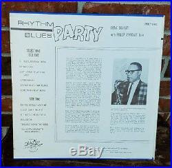Frank Ballard LP 33 1/3 Original Album Phillips International Corp. Rhythm Blues