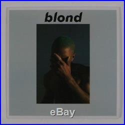 Frank Ocean Blond Blonde 2LP Vinyl 12 Record 2016 33 RPM X/1000