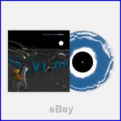 Freddie Gibbs & Madlib Bandana Exclusive Club Edition Aqua Tie Die Vinyl LP