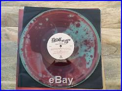 Friday the 13th Blood Filled Waxwork Vinyl Limited to 100 Copies LP