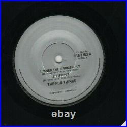 Fun Things S/t 7 Ep 1980 Aussie Punk Kbd
