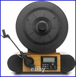 Fuse Vert Vertical Vinyl Record Player- Audio Technica Cartridge + Bluetooth
