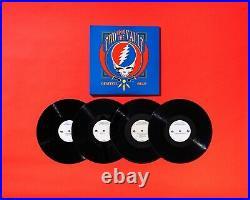 GRATEFUL DEAD Two from the Vault, Ltd Remastered 4LP BLACK VINYL Gatefold New