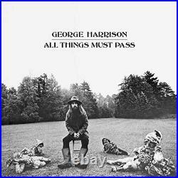 George Harrison All Things Must Pass New Vinyl Ltd Ed