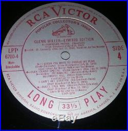 Glenn Miller And His Orchestra Stamped Limited Edition # F 294 Collectors Issue