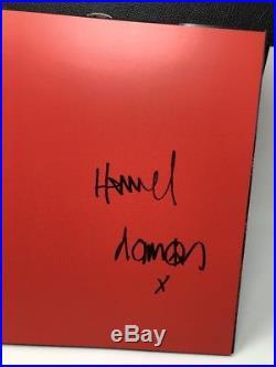 Gorillaz Humanz Super Deluxe Vinyl Box Set SIGNED Jamie Hewlett Damon Albarn