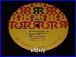 Gus Colon & Orchestra Colon Holy Grail Guaguanco Lp Salsa Universal Nm Orig
