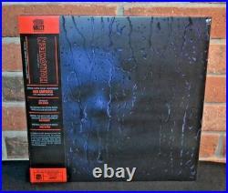 HALLOWEEN Soundtrack, Ltd 40th Anni 180G TRANS ORANGE VINYL LP Gatefold + OBI