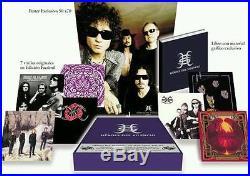HEROES DEL SILENCIO Caja de 7LPS Box Vinyl Boxset Enrique Bunbury