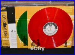 HOME ALONE Soundtrack, Ltd 180G 2LP RED + GREEN VINYL Gatefold + OBI Sealed