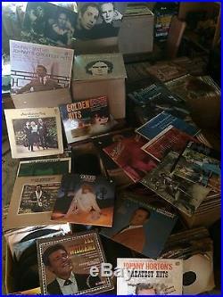 Huge 2700++vinyl Record Lot