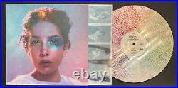 Halsey Manic Exclusive Lenticular Cover Metallic Rainbow Glitter 2x Vinyl LP