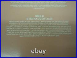 Halsey Now or Never/Eyes Closed Single Limited 7 45 Record NEW! RARE FREE US PH