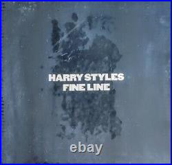 Harry Styles-fine Line 2 Lp Boxed Set 1 Year Anniversary Edition New, Sealed