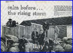 Holy Grail! The Rising Storm-Calm Before-Original Prep School Garage 500 Pressed