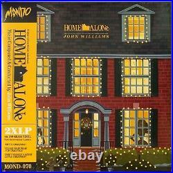 Home Alone Soundtrack Sealed LP Vinyl Record Album Christmas Movies Mondo